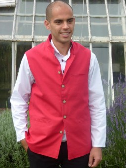 Gilet Tomate canvas