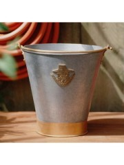 Bucket Galvanised small