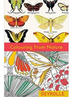 Colouring From Nature Deyrolle