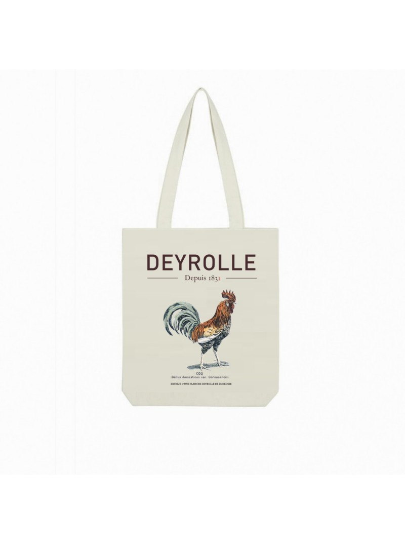 Tote bag cotton Poppies