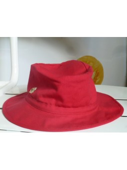 Chapeau canvas Tomate