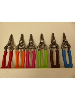 Clippers Leather 23 cm diff. colors
